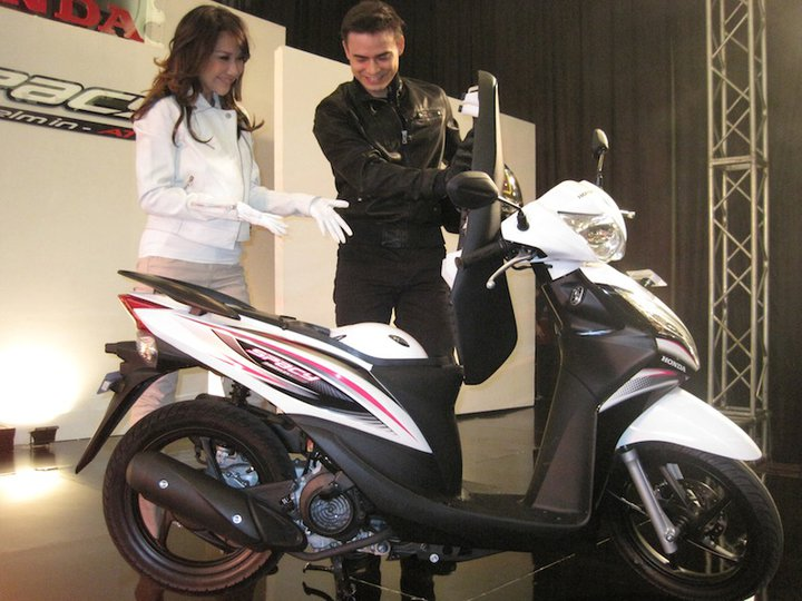 Harga Motor Honda Spacy  Modifikasi.co.id  Modifikasi.co.id