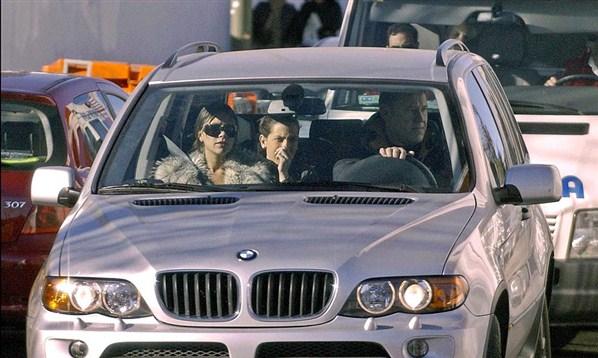 BMW X5 David Beckham