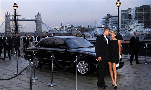 Bentley Arnage Mobil Termahal