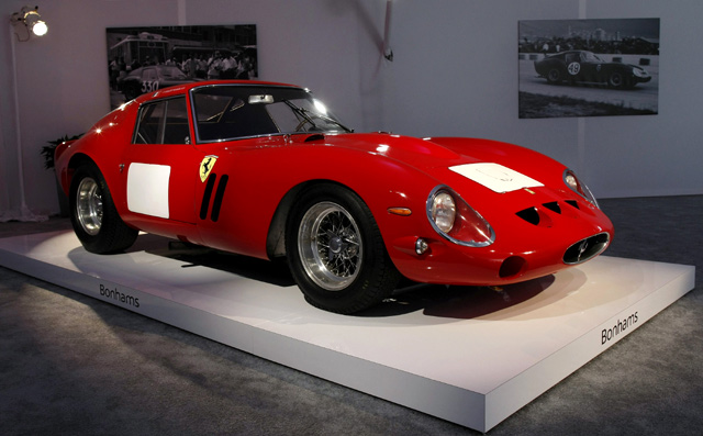 foto mobil ferrari 250 gto berlinetta termahal di dunia. Black Bedroom Furniture Sets. Home Design Ideas