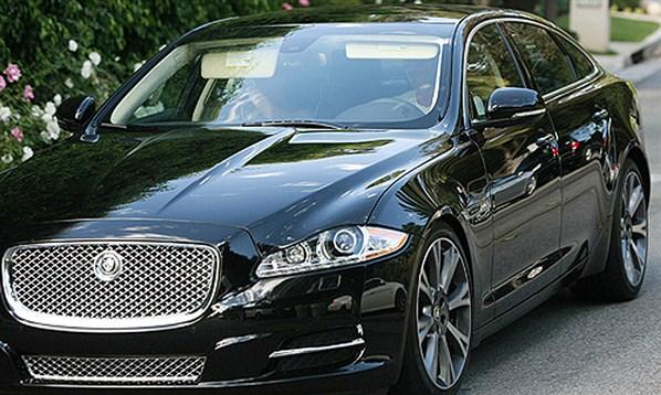Jaguar XJ David Beckham