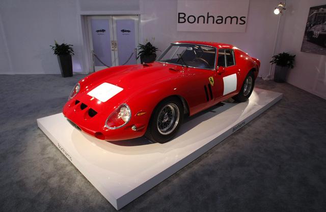 Mobil Ferrari termahal
