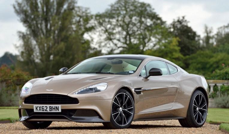 Mobil Termahal Aston Martin