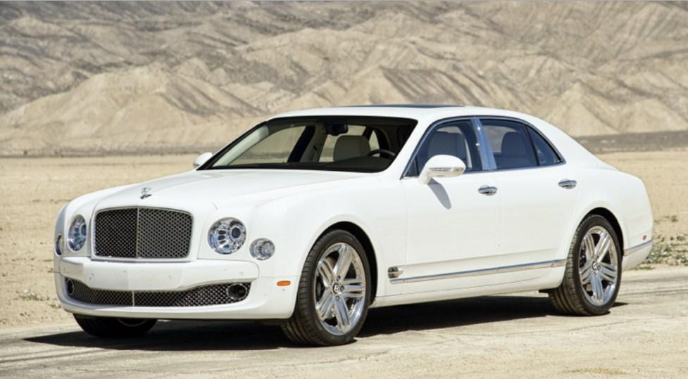 Mobil Termahal Bentley mulsanne