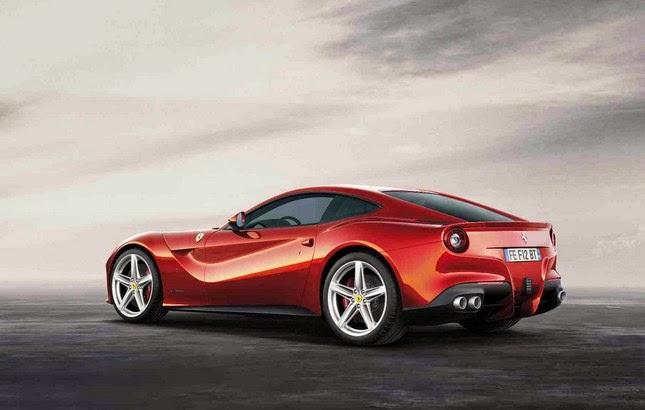 Mobil Termahal Ferrari F12