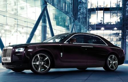 Rolls Royce Ghost mobil Mewah