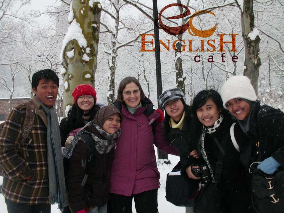 English cafe kursus bahasa ingrgis jogja
