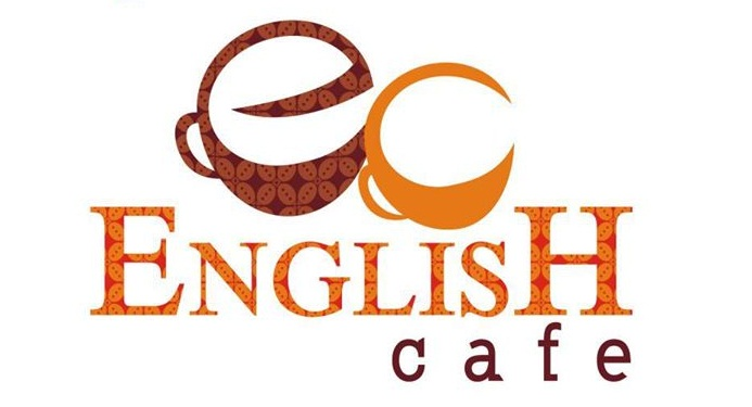 Logo English cafe