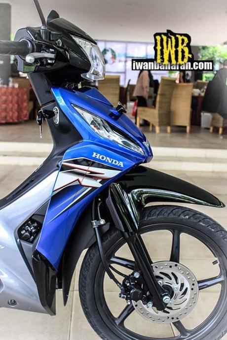 Honda Revo FI Terbaru