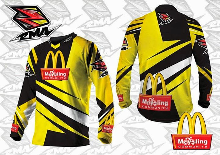 Jersey Motocross Terbaru