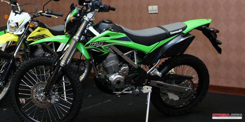 Kawasaki KLX 150 BF Terbaru