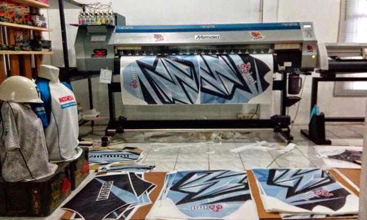 Proses pembuatan custom jerseys terbaru