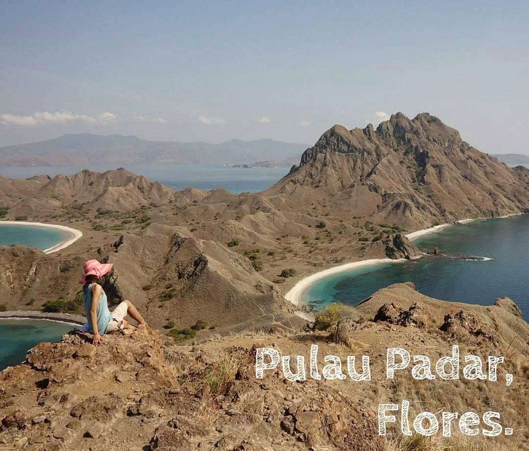 Pulau Padar Flores