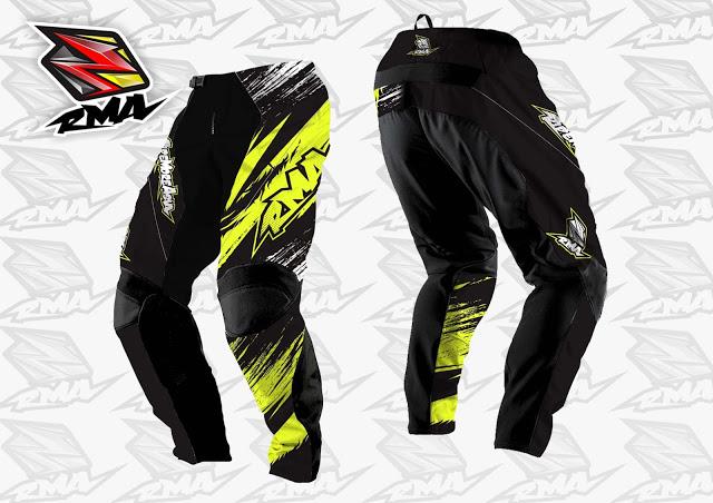 custom motocross jersey Celana Panjang