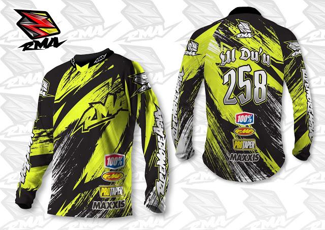 custom motocross jersey