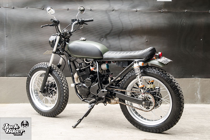 Jap Style Bike Modifikasi
