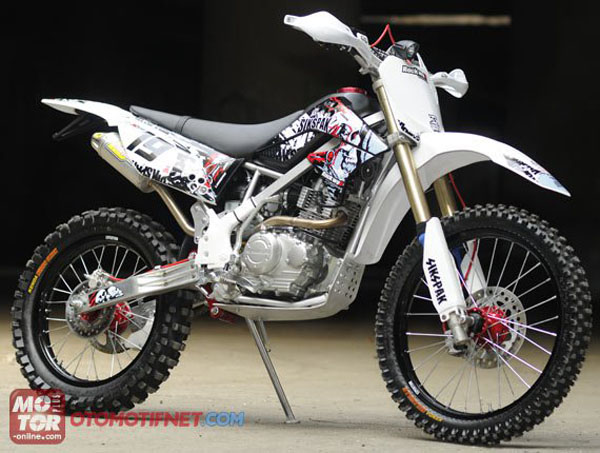 Modifikasi KLX 150 USD