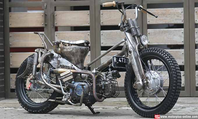 Rat Bike Modifikasi concept