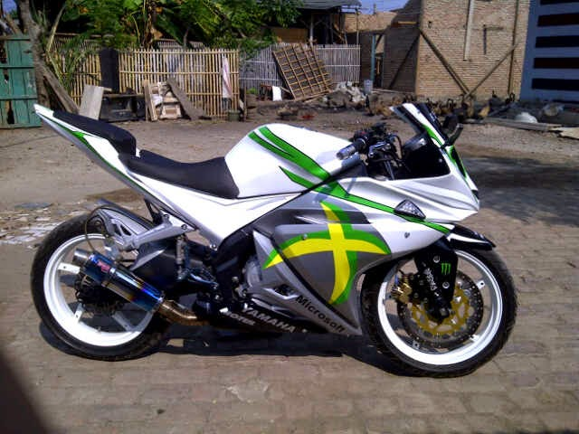 Sport Full Fairing Bike Modifikasi