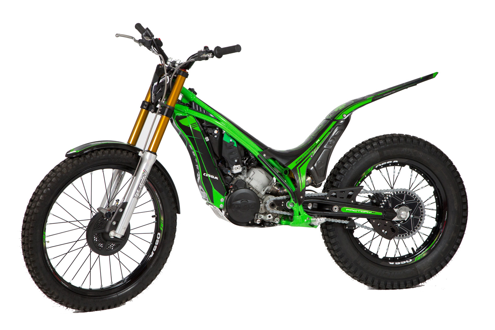 Trial Bike Motorcycle