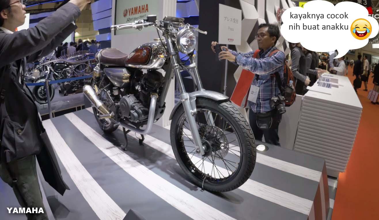 tmcblog Tokyo Motor Show 2015 lucu