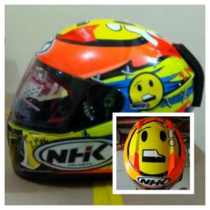 HELM NHK GP PRO DDRING RACING