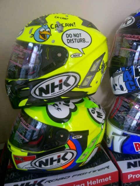 Helm NHK GP PRO size M, L, XL