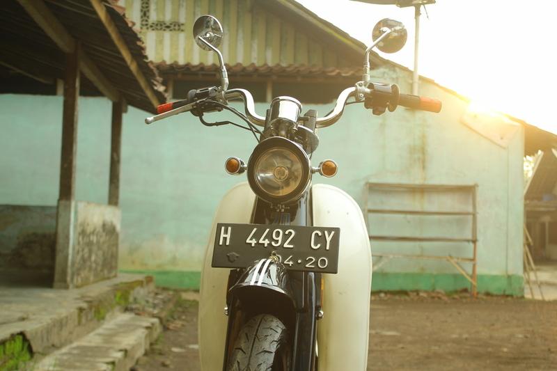 Modifikasi Honda 800 1