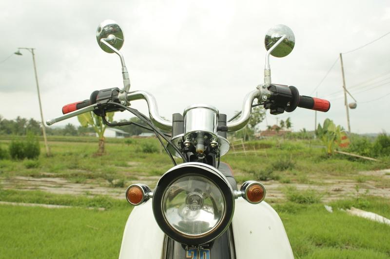 Modifikasi Honda 800 3