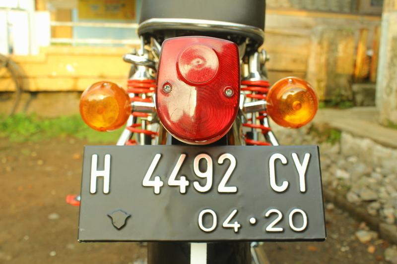 Modifikasi Honda 800 9