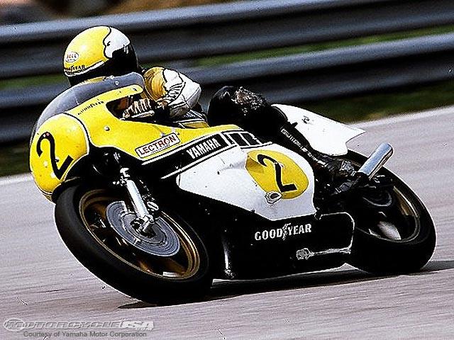 periode 1978-80 Era Kenny Roberts Yamaha mulai mengusai balapan.