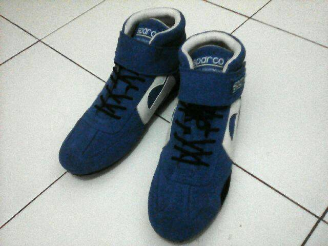 Sepatu Sparco Casual Murah