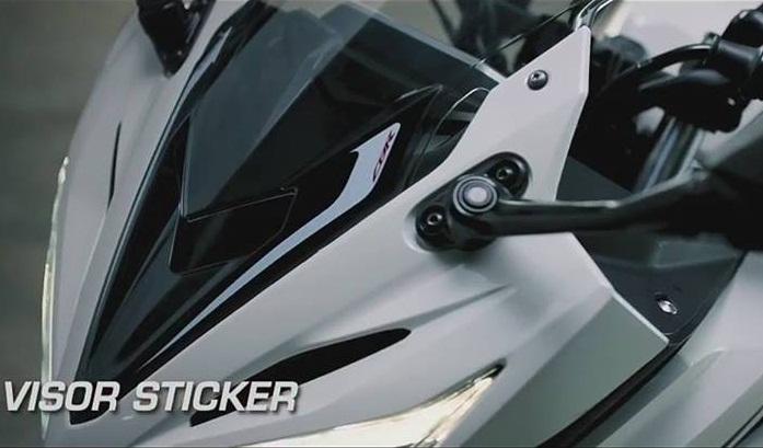 Aksesoris All New Honda CBR150R 2016 6