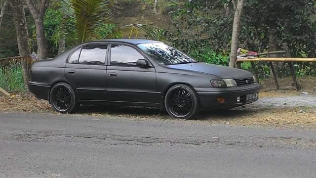 Toyota Corona Absolute Bekas Tahun 1994 Plat Jogja Cuman 50 Jutaan
