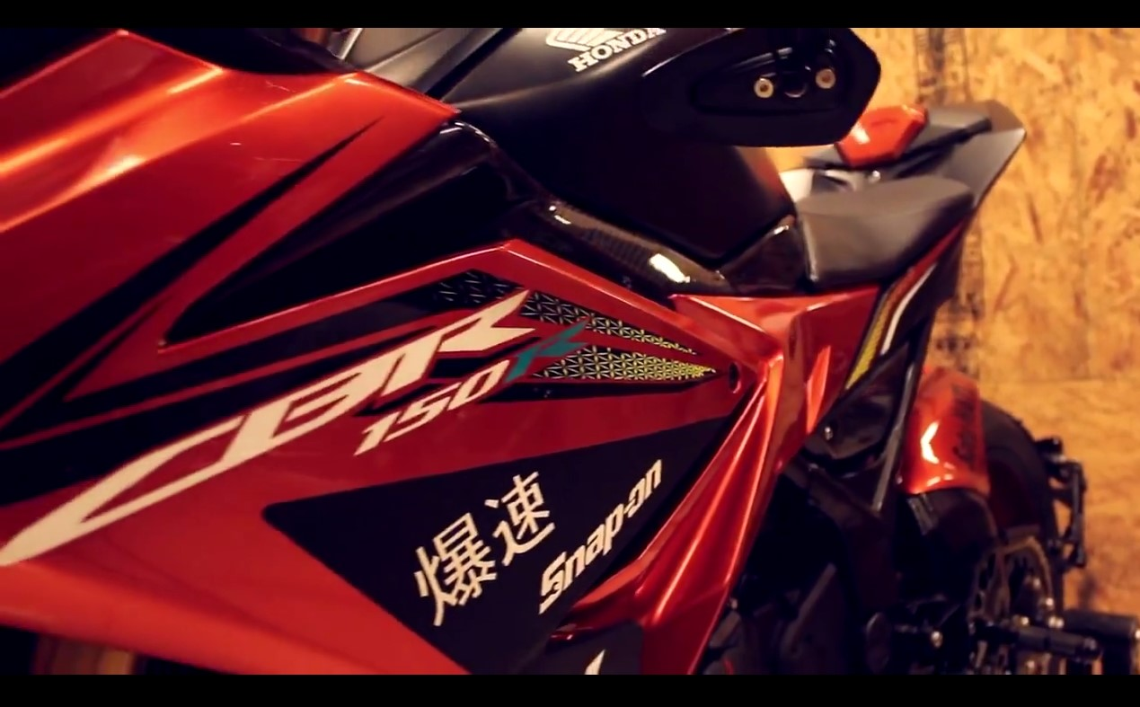 Fairing Modifikasi All New  Honda CBR 2016 Terbaru