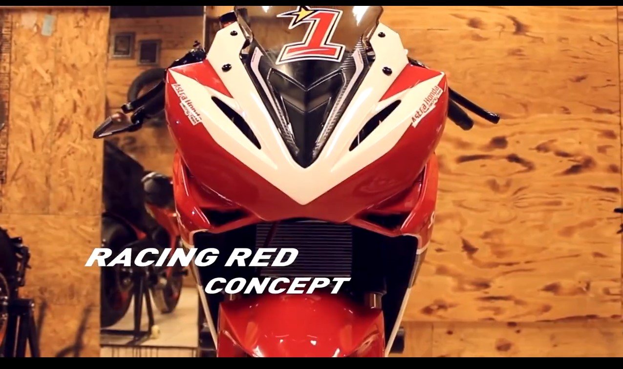 Racing Red Concept
