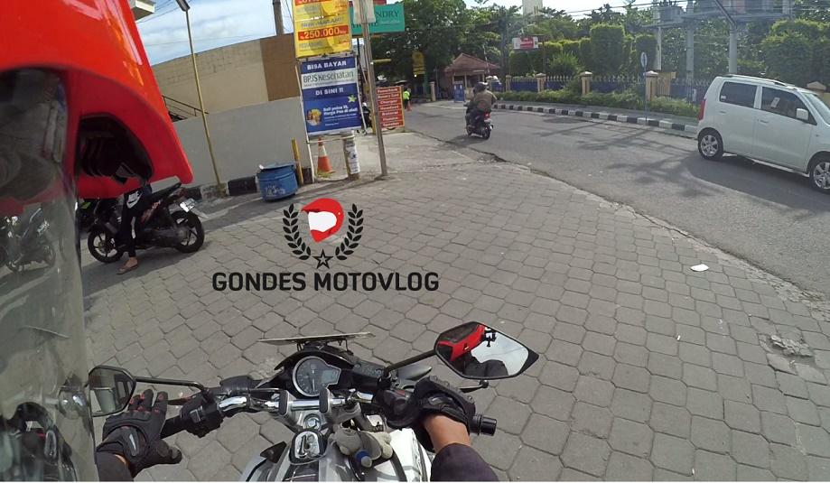 Yamaha New Vixion Gondes Motovlog