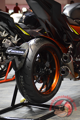 modifikasi all new Honda cbr 150 r 2016 10