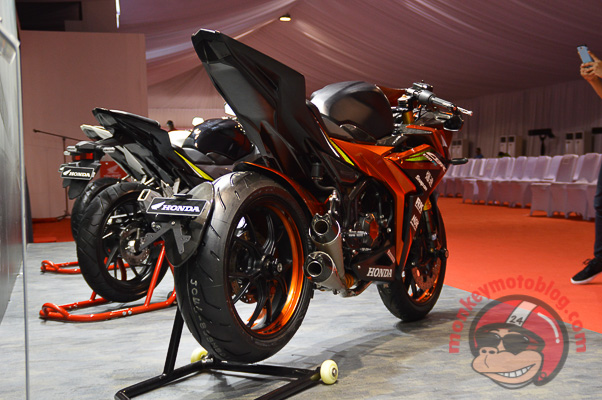 modifikasi all new Honda cbr 150 r 2016