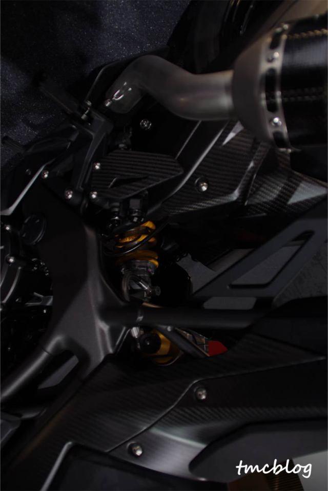 All New Honda CBR 250 RR 2 Silinder Shockbreaker Ohlins