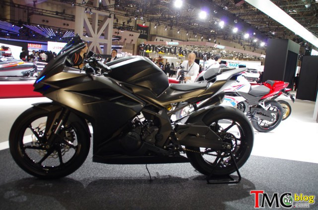 All New Honda CBR 250 RR 2 Silinder Terbaru