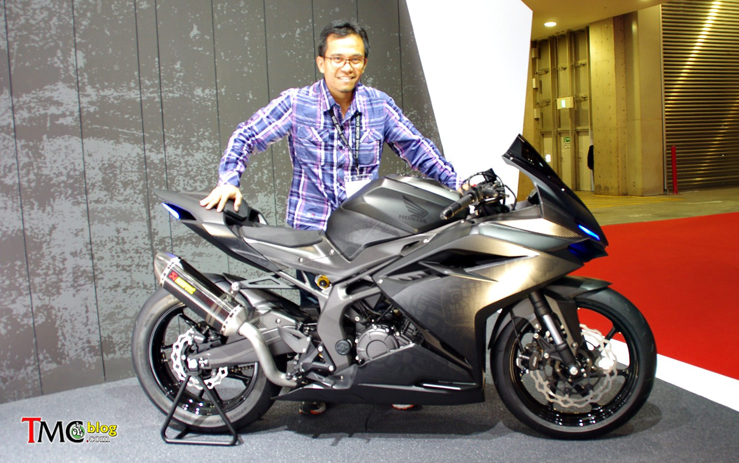 All New Honda CBR 250 RR 2 Silinder