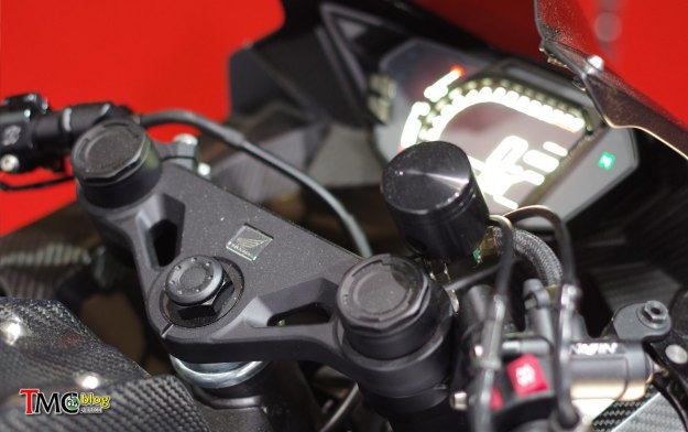 CBR 250 RR 2 Silinder  Stang