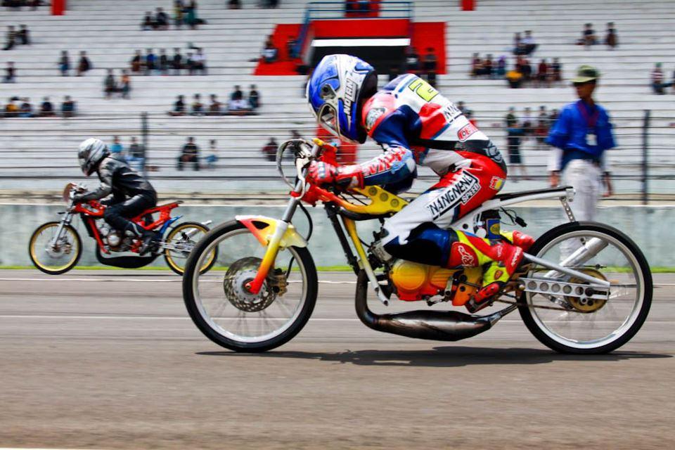 gambar motor mio drag