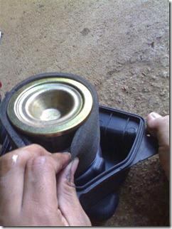 Cara bersihkan filter udara sepeda motor