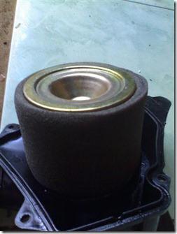 Cara bersihkan filter