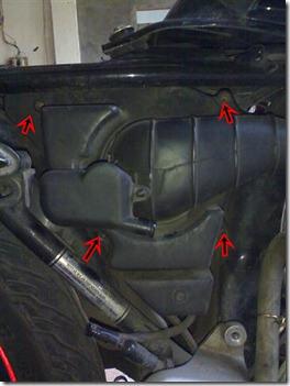 Cara membersihkan filter udara mudah