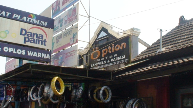 Option Motor Jogja