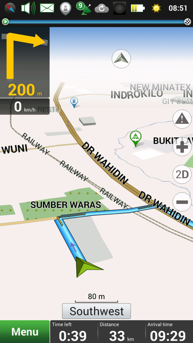 GPS Android apk