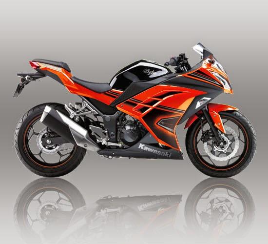 Kawasaki Ninja 250 FI Edisi Spesial Edition 2014
